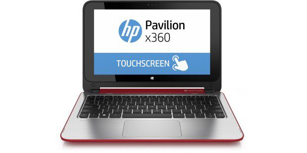 Tablet-Netbook-Kombi im Test: HP Pavilion 11 x360