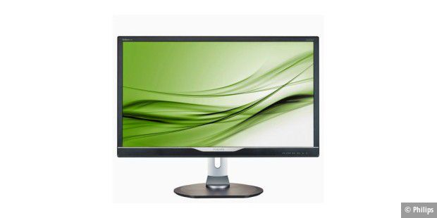 Monitor mit Ultra-HD-Auflösung: Philips Brilliance P-Line 288P6LJEB