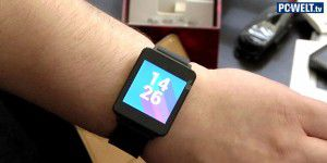 Video: LG G Watch im Hands-on