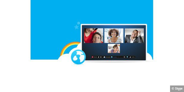 Skype-Video-Chats kostenlos auf Windows-Tablets