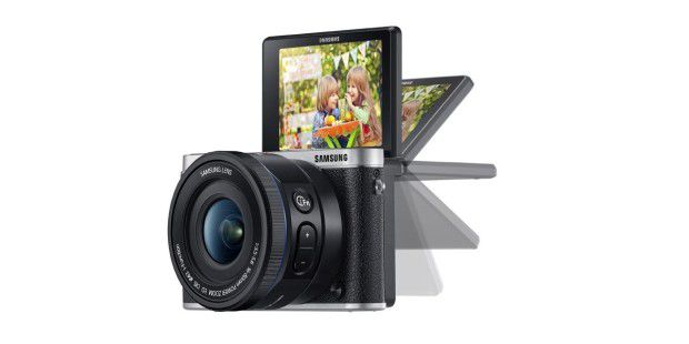 Samsung NX3000  Display