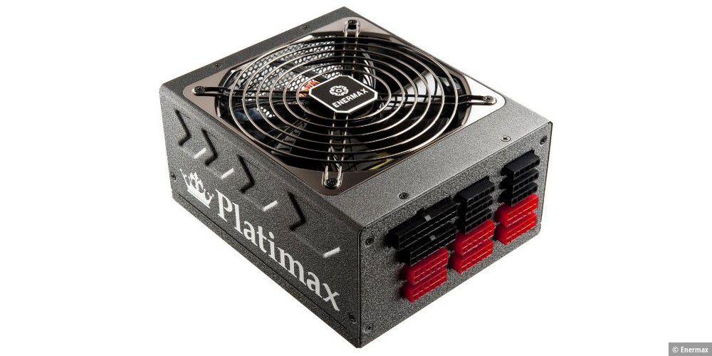Höllenmaschine 6 Netzteil - Enermax Platimax 1500W
