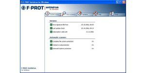 F-PROT Antivirus for Windows (32-Bit)