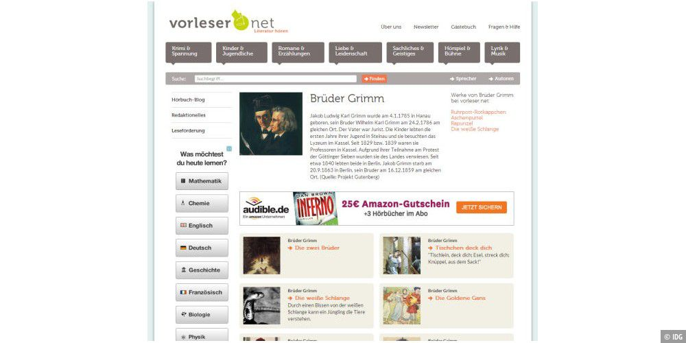 Märchen kostenlos downloaden