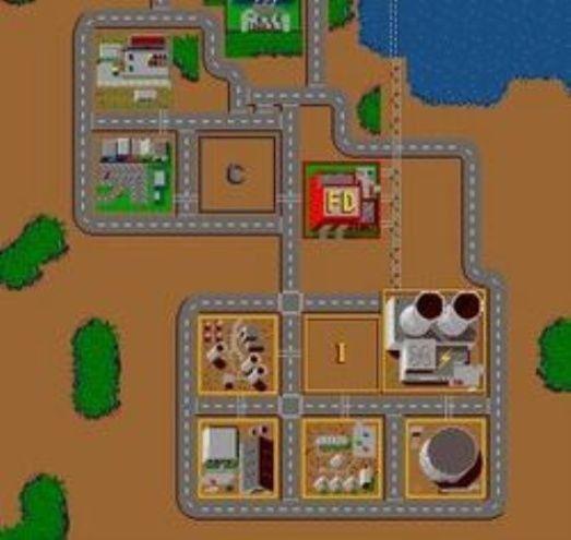 My Sims City: Sim City Download 1989 Amiga Game