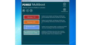 Boot-CD: PC-WELT-Multiboot