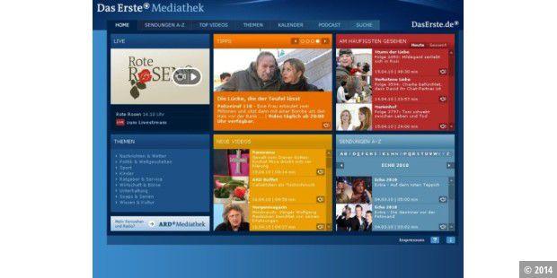 Gratis Tv Schauen In Online Mediathek Pc Welt