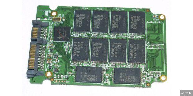 Transcend TS128GSSD25S-M - PC-WELT