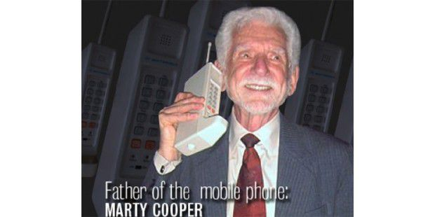 Marty Cooper: Der Erfinder des Handys