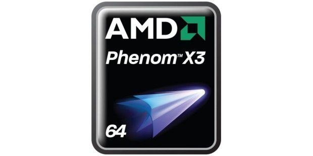3-Kern-CPU mit 2,8 GHz Taktrate: AMDs CPU Phenom II X3 720 Black Edition