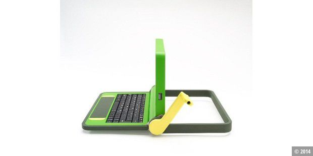 Das OLPC-Notebook