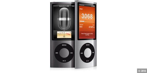 Apple Ipod Nano 5 Generation 16 Gb Im Test Pc Welt