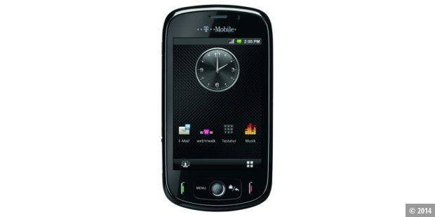 Günstiges Android-Smartphone: T-Mobile Pulse