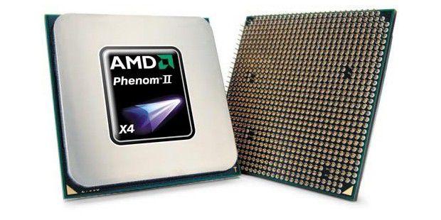 Energieeffiziente CPU: AMD Phenom II X4 945