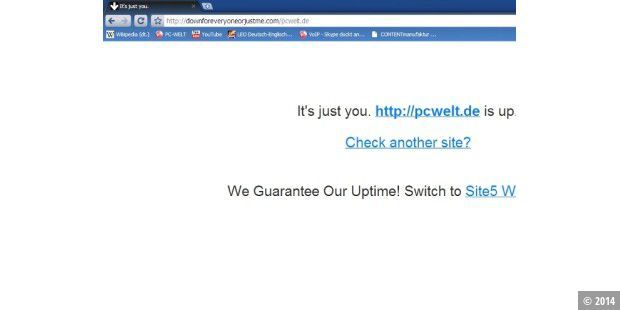 Website offline?