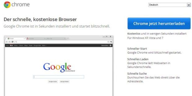 Google Chrome Browser Download