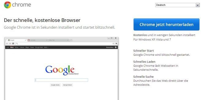 Google Chrome - PC-WELT