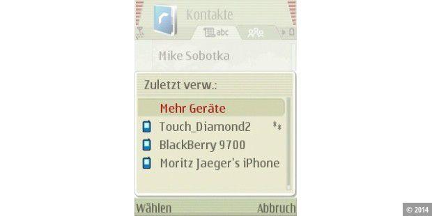 Direkt Daten Per Bluetooth Schicken Pc Welt