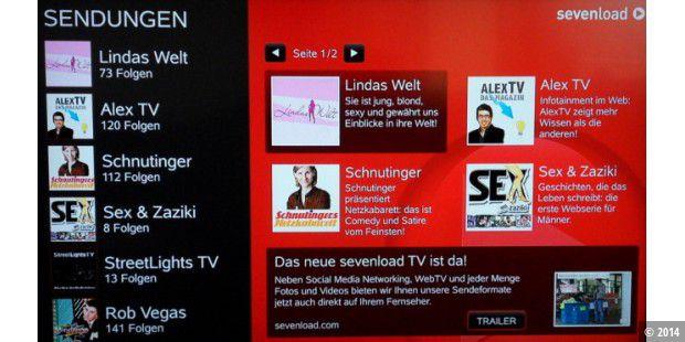 Hbbtv Anwendungen Von Youtube Facebook Co Pc Welt
