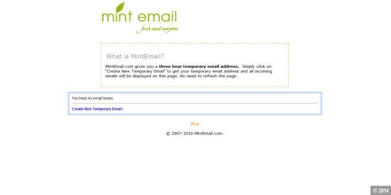 36390f11bf0386 5 Gratis Wegwerf-Adressen ohne Registrierung - PC-WELT