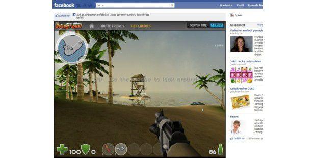 Ego Shooter Browser