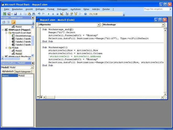 Excel 2007-Funktionen mit VBA-Makros erweitern - PC-WELT