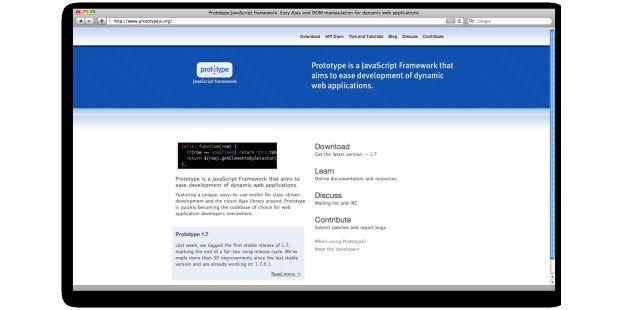 Prototype: Besseres JavaScript-Code durch Objekt-Orientierung