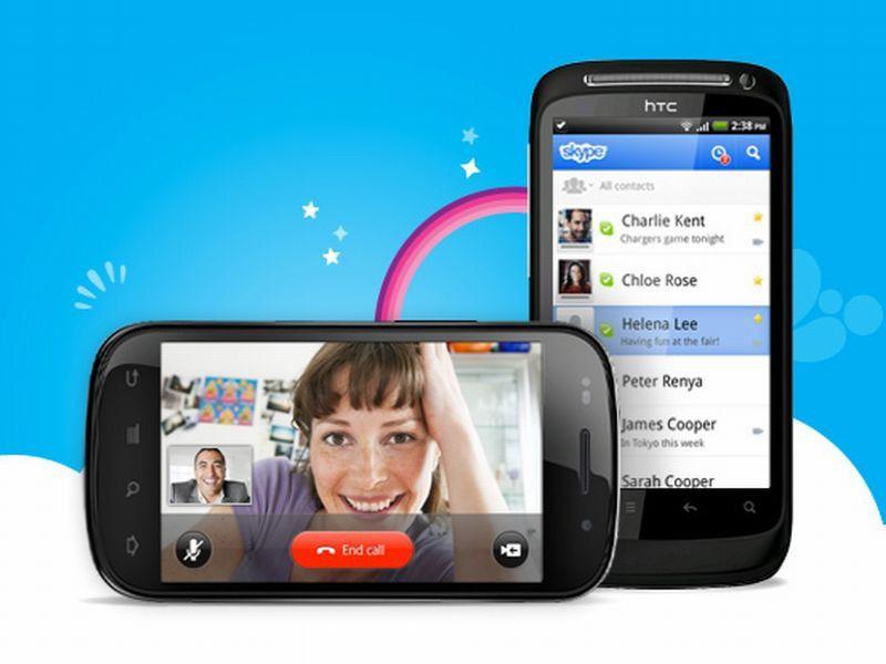 skype und netflix android apps mit problemen pc welt. Black Bedroom Furniture Sets. Home Design Ideas