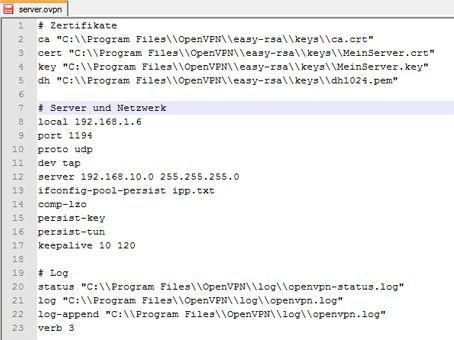 OpenVPN installieren und Schlüssel erzeugen - PC-WELT