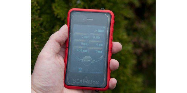 Die SEeLABox von der Firma Krusell schützt dasAndroid-Smartphone