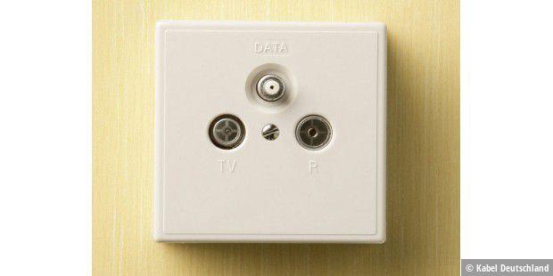 internet ber tv kabel und glasfaser pc welt. Black Bedroom Furniture Sets. Home Design Ideas