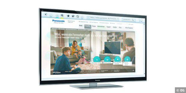 Basis Online Dienste Gibt Es In Allen Smart Tvs Pc Welt