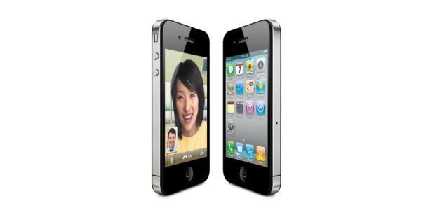Apple iPhone 4: 5-Megapixel-Kamera