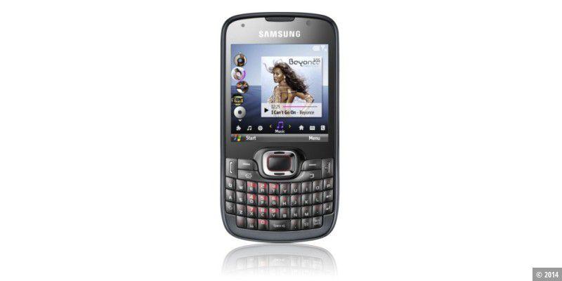 Samsung Omnia Pro B7330 Im Test Pc Welt