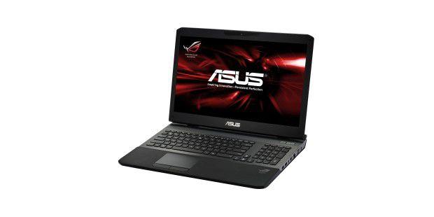 Spiele-Notebook mit Ivy Bridge: Asus G75V imTest
