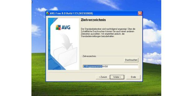 AVG Anti-Virus Free 8