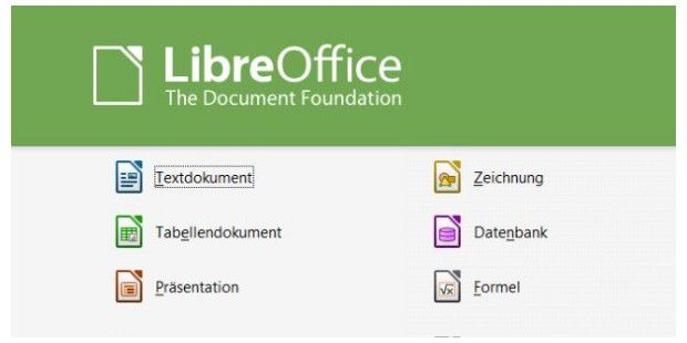 Office-Paket: LibreOffice