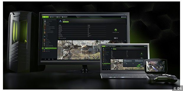 Nvidia GeForce Treiber - Download