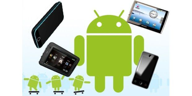 Android-Prototypen