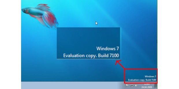 Windows 7 - Bild 001