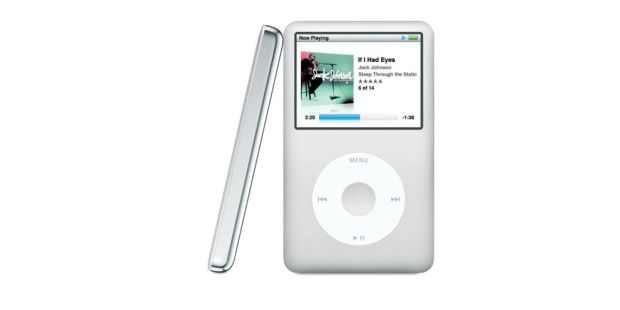 Apple iPod Classic (2. Gen., 120 GB)