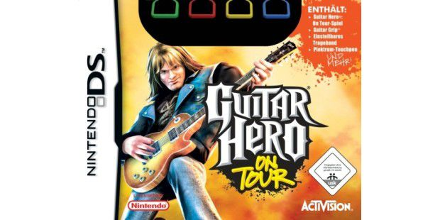 Guitar Hero On Tour Ds Grip