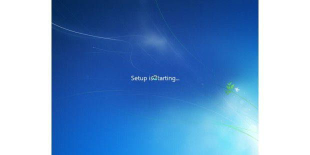 Windows 7 Build 7068 - Bild 01