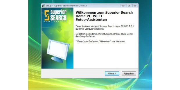 Superior Search Home PC-WELT Edition