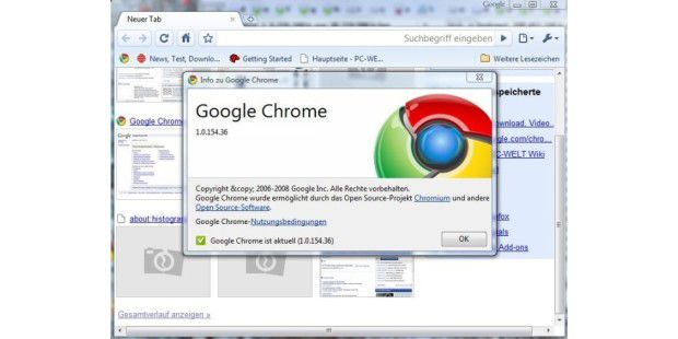 Google Chrome - Bild 01