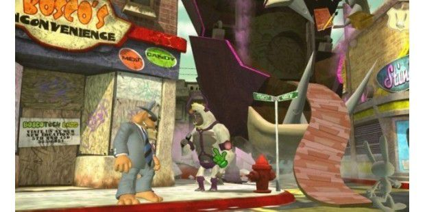 Sam & Max: The Penal Zone