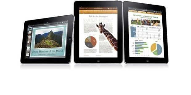 Apple iWork for iPad