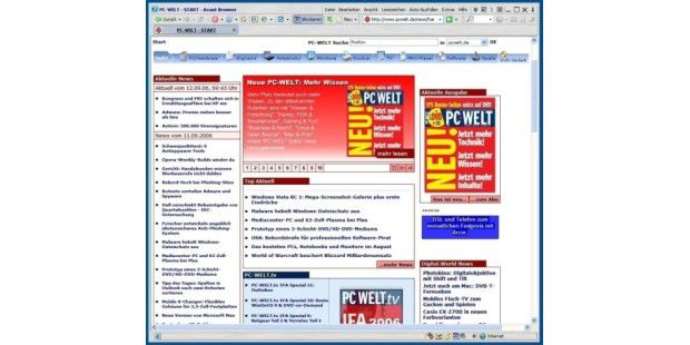 Avant Browser 11.7 Build 46