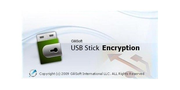 GiliSoft USB Stick Encryption 01