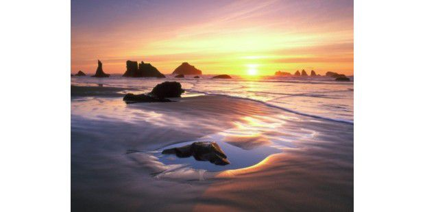 Bandon in Oregon